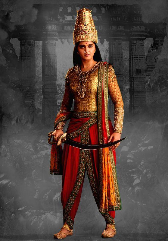 Still of telugu film Rudrama Devi.