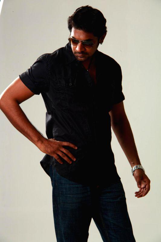 Stills from Telugu film `Aa Intlo Deyyam Unda`.