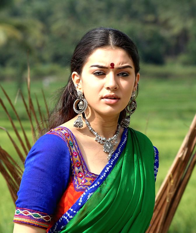 Stills from telugu film `Chandra Kala`.