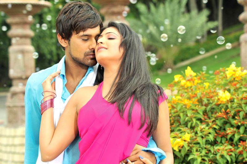 Stills from Telugu film `E Varsham Sakshiga`.