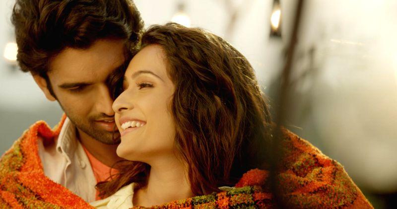 Stills from Telugu film `Jippa Jimikki`.