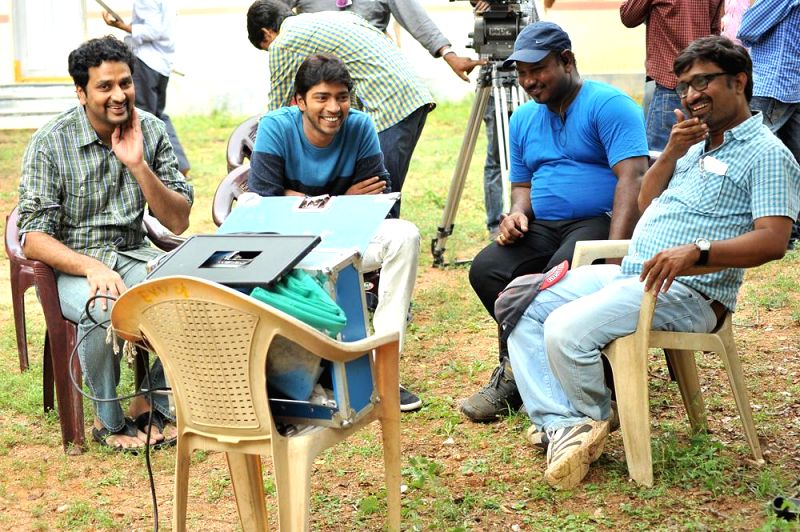 Stills from Telugu film `Ram Leela`.