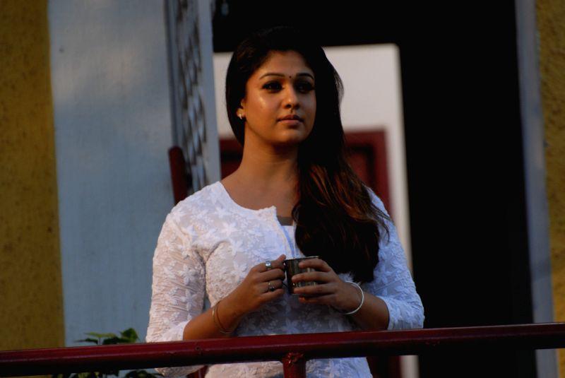 Stills from Telugu film `Seenugadi Love Story`.