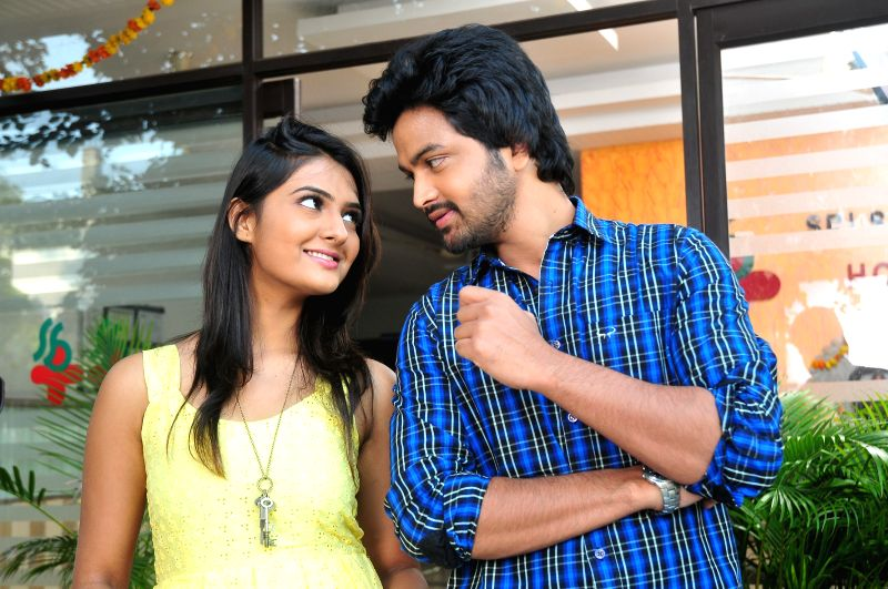 Stills from Telugu film `The Bells`.