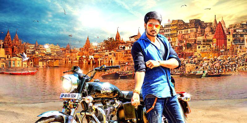 Stills from Telugu film `Tiger`