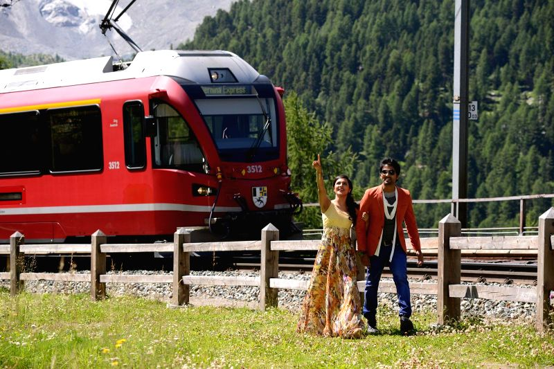 Stills from telugu film Yamaleela 2.