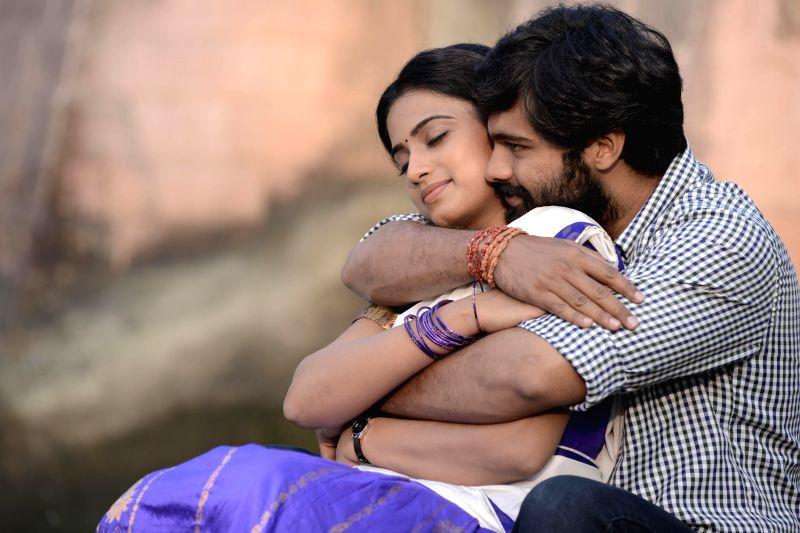 Stills from upcoming Telugu film `Tungabhadra`.