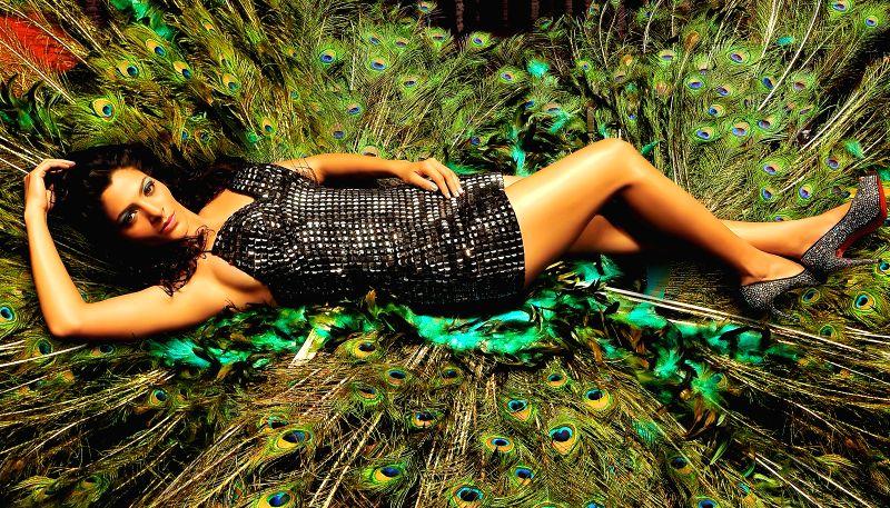 Stills from upcoming Telugu film `Rey`.