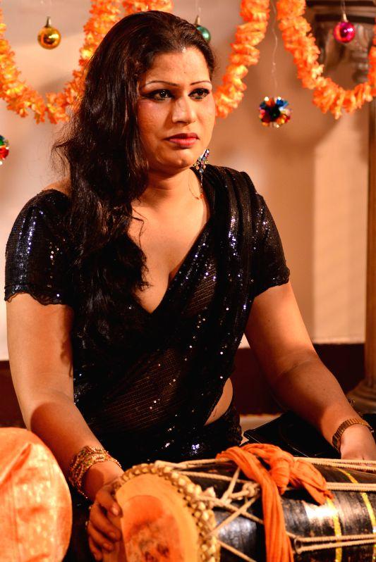 Stills from upcoming Telugu film `Third Man`.