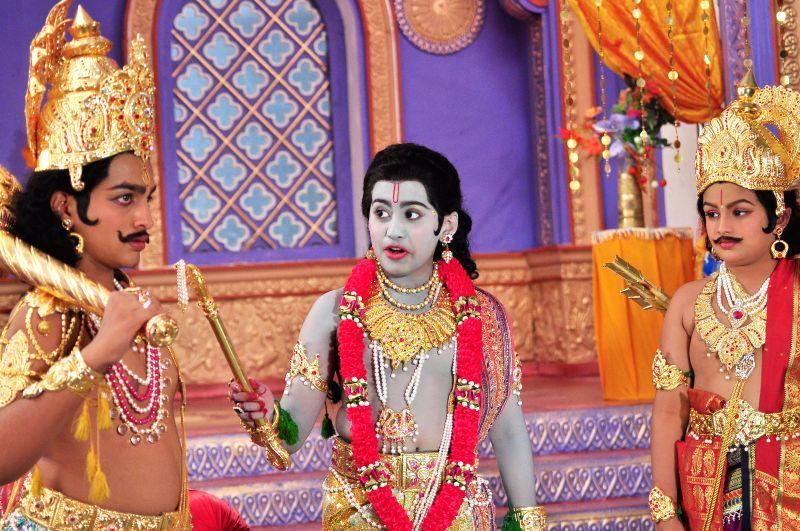 Stills of Daana Veera Sura Karna film