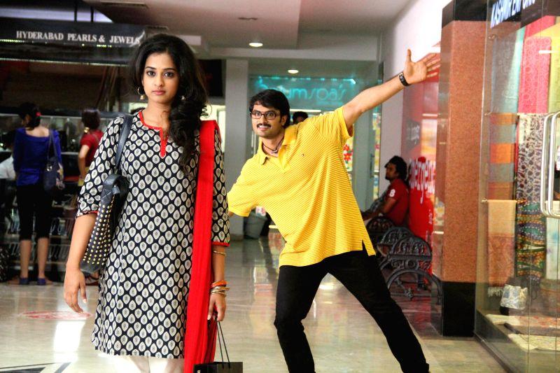 Stills of film Krishnamma Kalipindi Iddarinee.