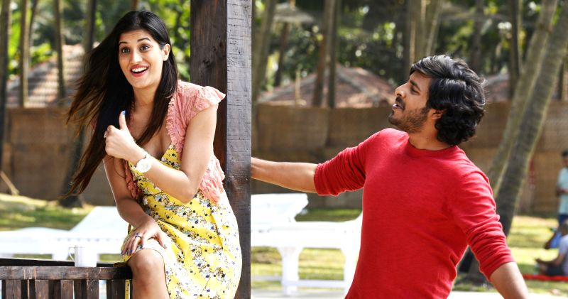 Stills of Telugu movie Best Actors.