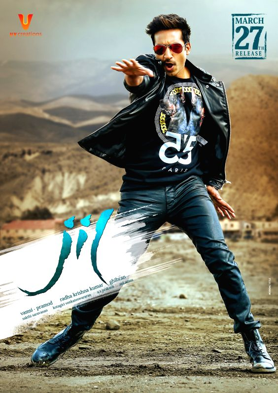 Stills of telugu movie Jil.