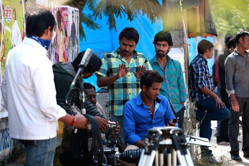 Stills of Telugu movie Kai Raja Kai.