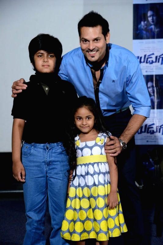 success meet of Telugu film `budugu`.