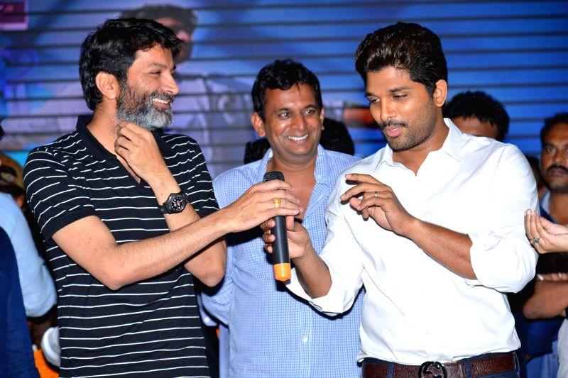 Success tour of film Son of Satya Murthy.