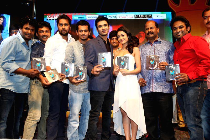 Surya Vs Surya Movie audio Launch at Taj Deccan Hotel in Hyderbad . Telangana State Transport Minister Mahender Reddy released the audio CD - Mahender Reddy