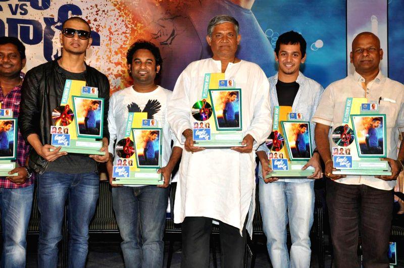 Surya Vs Surya Platinum Disc function held at Prasad Labs in Hyderabad .
