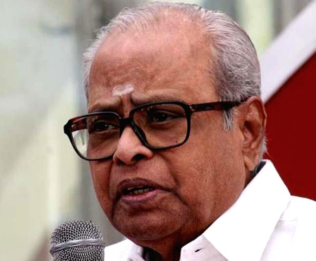 Tamil movie and drama director, screen writer and producer K. Balachander, who was suffering from urinary infection and other age-related ailments breathed his last Tuesday (23rd ...