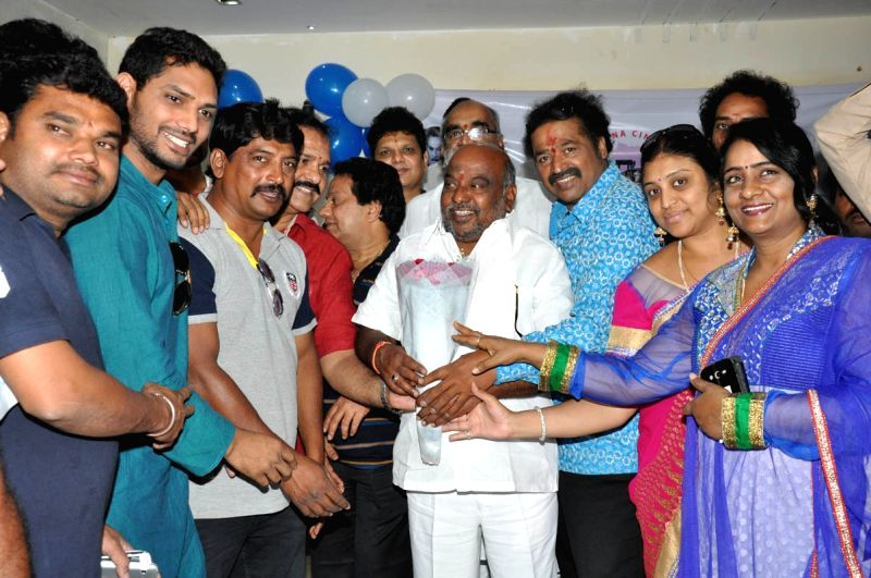 Telangana Cinema Artists Association (TCAA) office Opening in Hyderabad on April 3, 2015, Mr. Jogu Ramnna Telangana State Minister for Forest and Environment inaugurated the Office ...