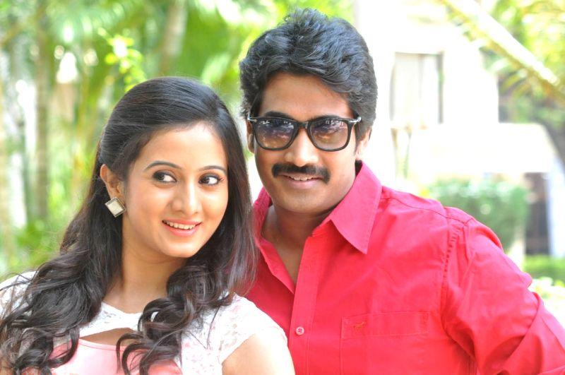 Telugu film `Appudu Ala Eppudu Ela` trailer launch at Prasad Labs in Hyderabad.