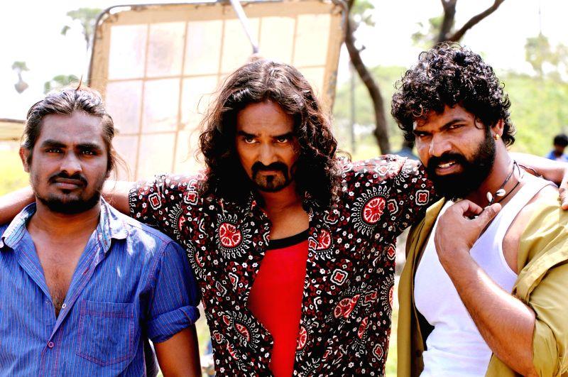Telugu film Thappatadugu stills.