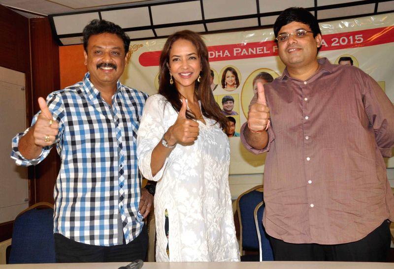 Telugu movie Manchulaxmi Chandamama kathalu Press Meet