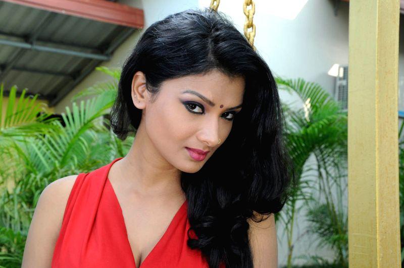 Telugu movie `Miss Leelavathi` stills.