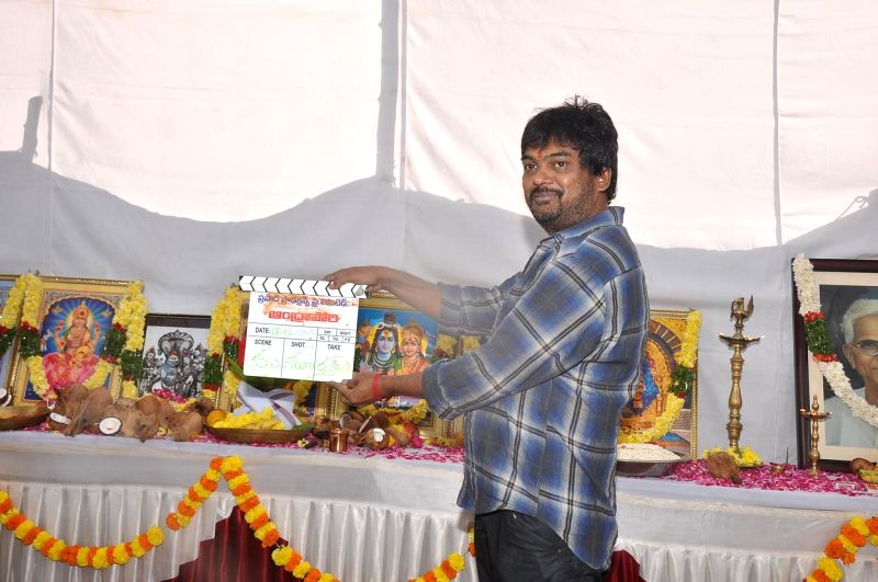 The film launched in Hyderabad, on Dec 18, 2014.