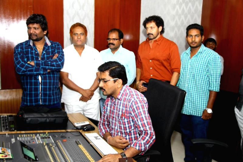 Vadhu Katnam film songs recording started at Sai Aditya Media Labs in Hyderabad under Prabhu Praveen Lanka (Nani) music direction on March 12, 2015.