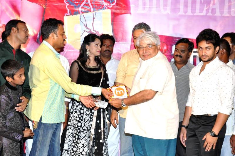 Ye Rojaithe Choosano audio release function held in Hyderabad on Dec 8, 2014.