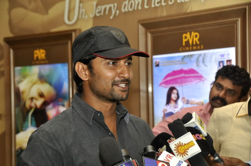 Yevade Subramanyam Show Pressmeet.