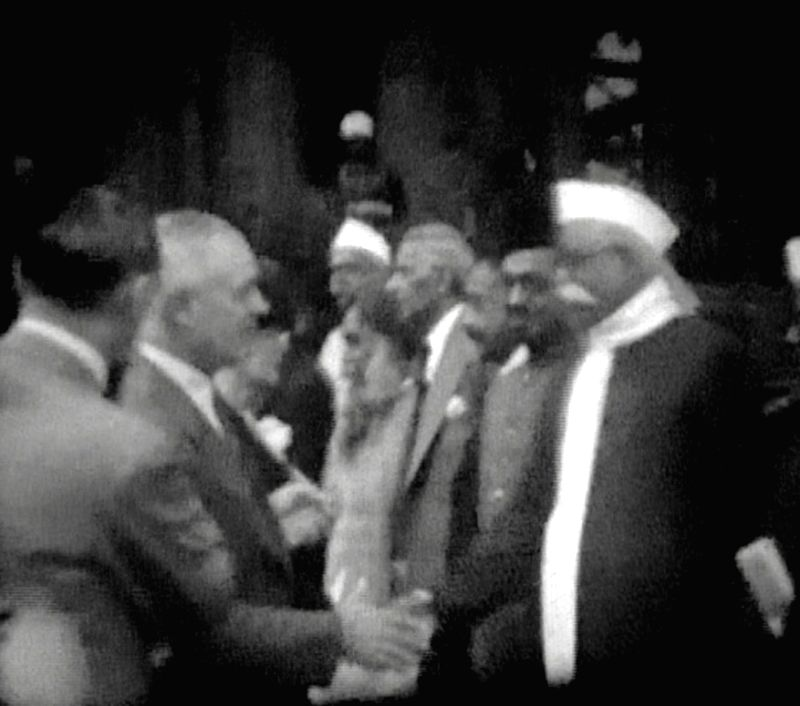 In a coup of sorts on the eve of Independence Day on Thursday, the National Film Archives of India (NFAI) has been gifted some rare and hitherto unseen film footage of the historic Simla Conference, 1945. The 12-minute film, shot as a home video in a