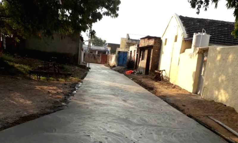Incentivising Gujarati villages to stay crime-free