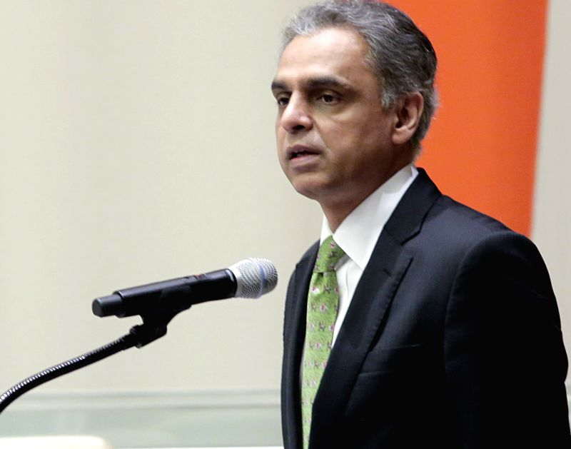 India\'s Permanent Representative to the United Nations, Syed Akbaruddin, has decried attempts to derail progress for Security Council reforms by raking up old proposals. (File photo: UN/via IANS)