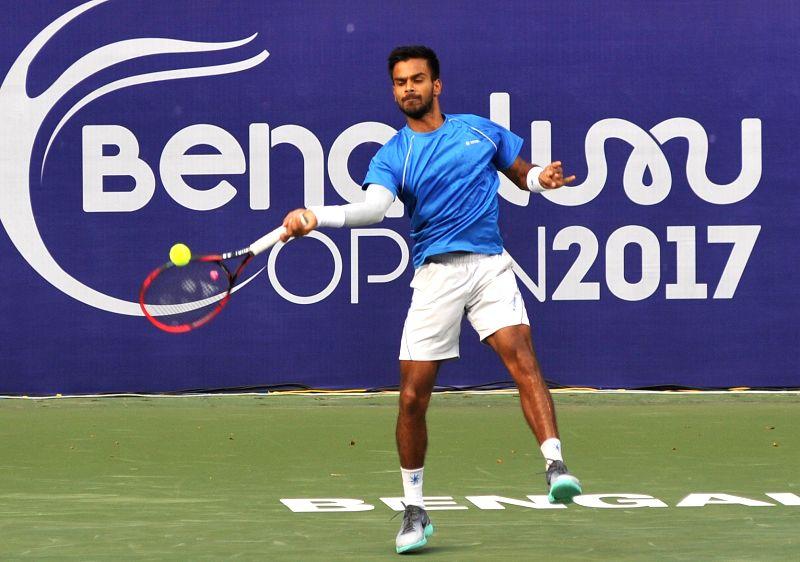 India's Sumit Nagal. (File Photo: IANS)