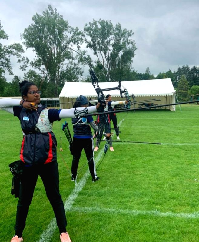 indian archers geared up for Olympics