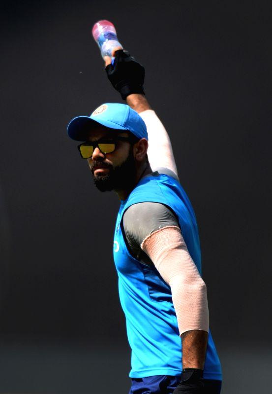 India Practice Session - Virat Kohli