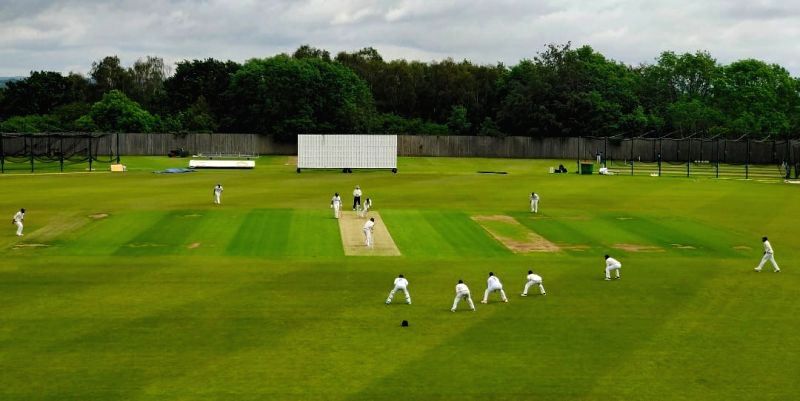Indian cricket team begins England trip with intra-squad practice tie.