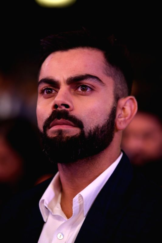 CNN-News18 Indian of the Year - Popular Choice for Indian of the Year - Virat Kohli - Virat Kohli