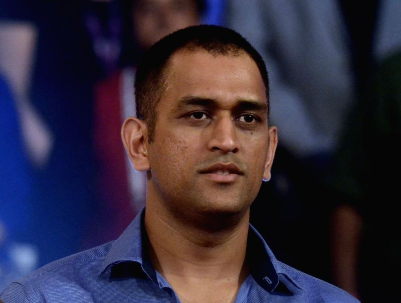 Indian cricketer MS Dhoni. (File Photo: IANS)