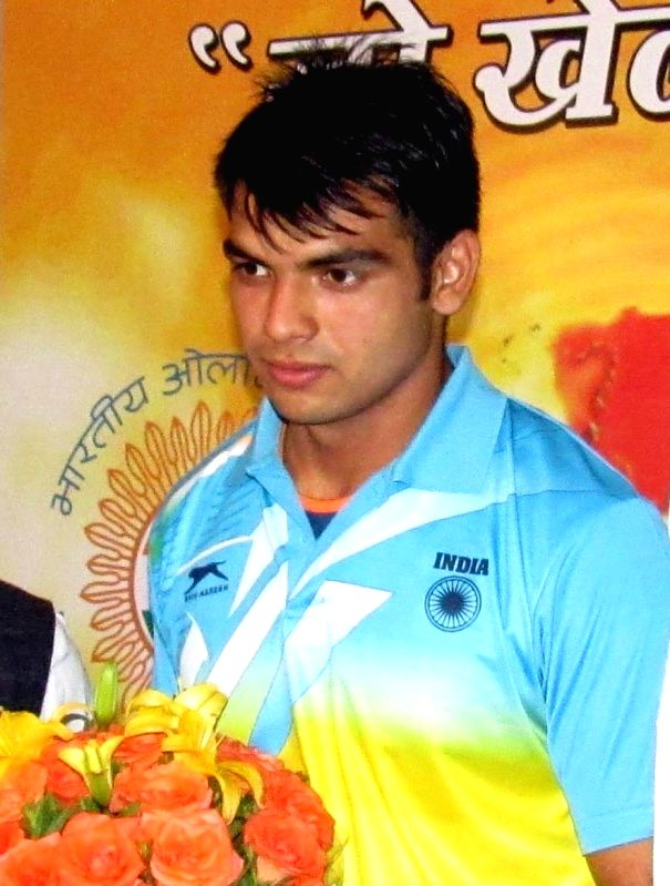 Indian Javelin thrower Neeraj Chopra. (File Photo: IANS) - Neeraj Chopra