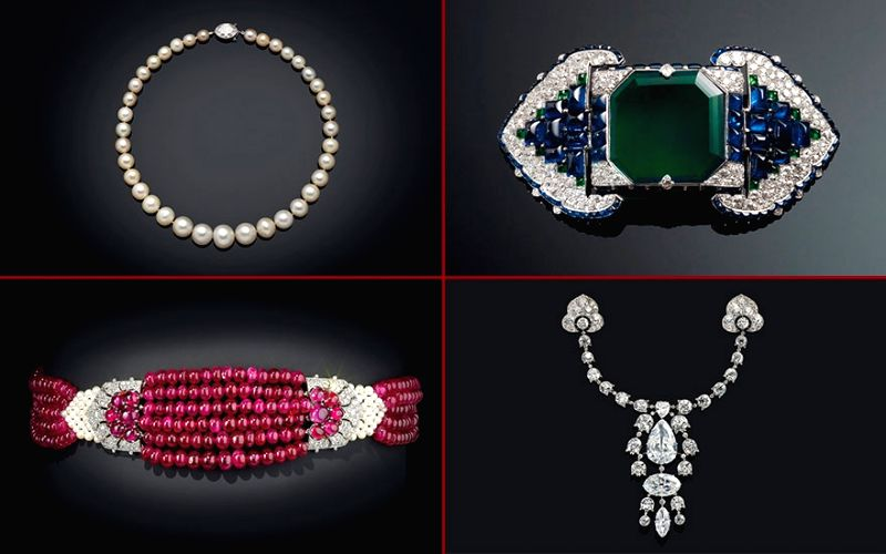 Indian jewels in focus at Christie's heritage auction. (Source: Christie's)