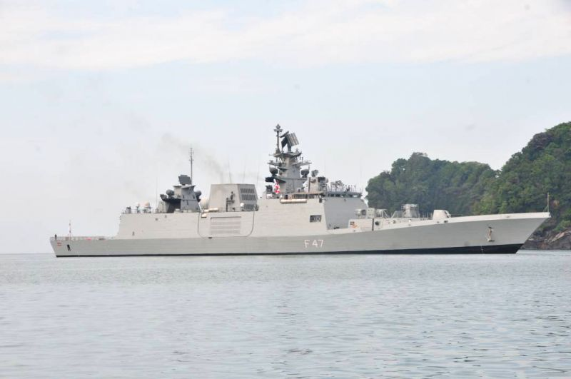 Indian Naval Ships Shivalik and Jyoti are on an overseas deployment to the South East Asia and Southern Indian Ocean. The ships would be on a port visit to Kuantan from May 14 to May 19, 2017.