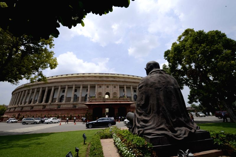 BJD walks out as LS begins debate on no trust motion against Modi government