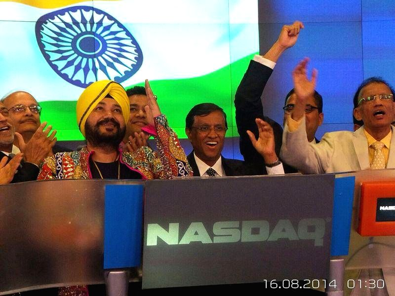 Indian pop musician Daler Mehndi was invited as the Guest of Honour alongside U.S. Congressman Mr. Pete Sessions, for the National Indian American Public Policy Institute's (NIAPPI) 'Azadi ...