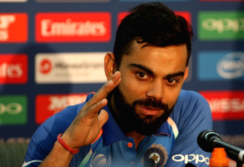 Indian skipper Virat Kohli. (File Photo: IANS)(Image Source: IANS News)