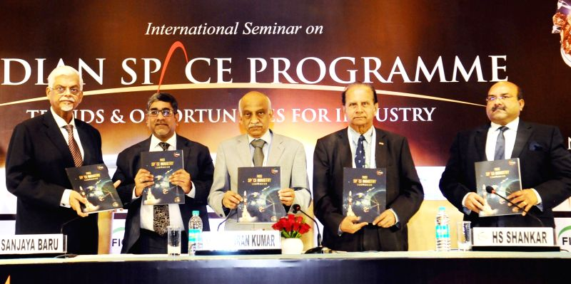Image result for International Seminar on Indian Space Programme