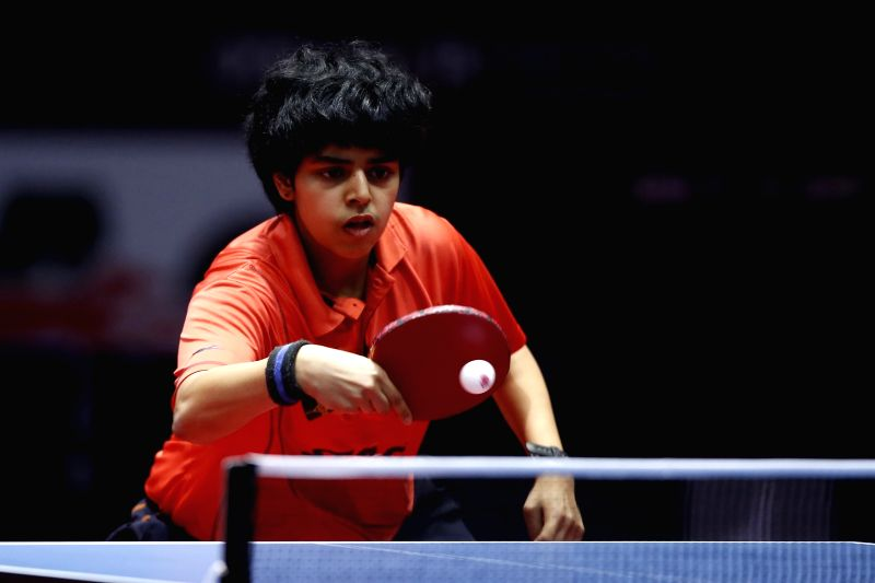 2017 ittf world tour archana girish kamath - International table tennis federation ittf ...