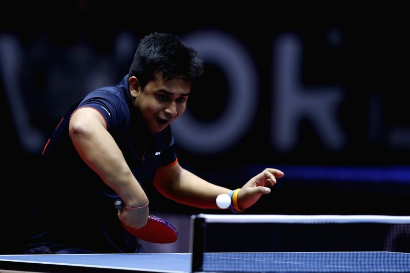 2017 ittf world tour soumyajit ghosh - International table tennis federation ittf ...